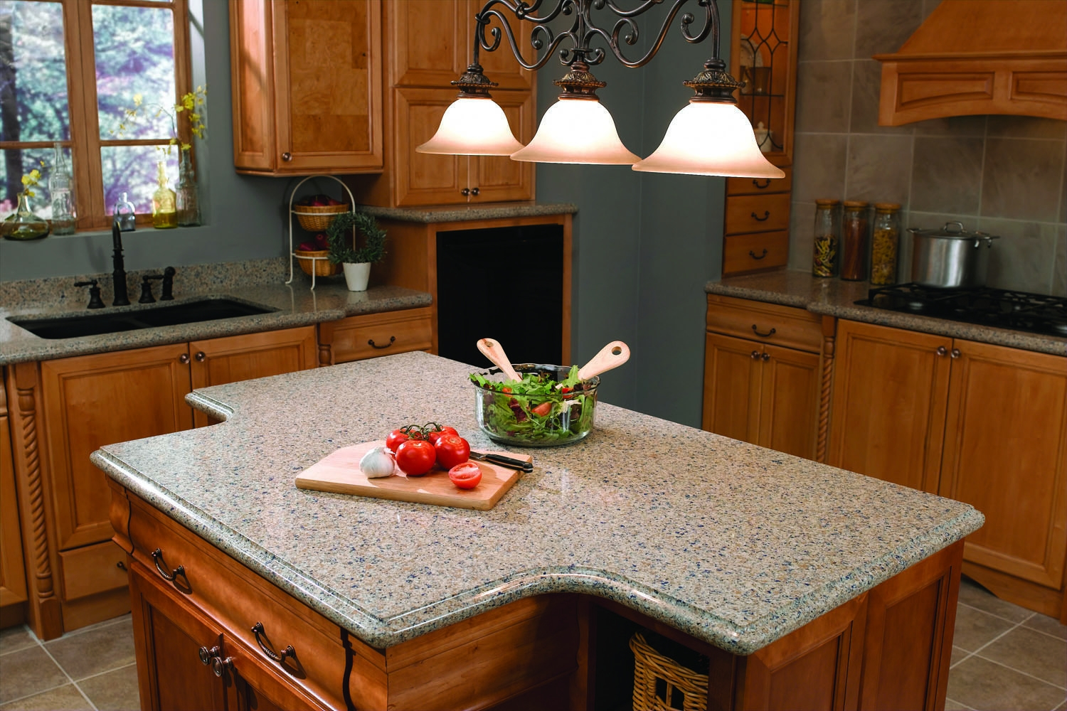 Silestone Countertops Installation | Granite Countertops