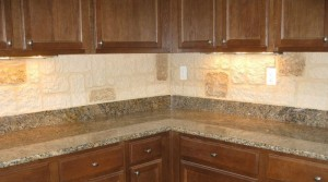 custom+limestone+backsplash+kitchen+stone