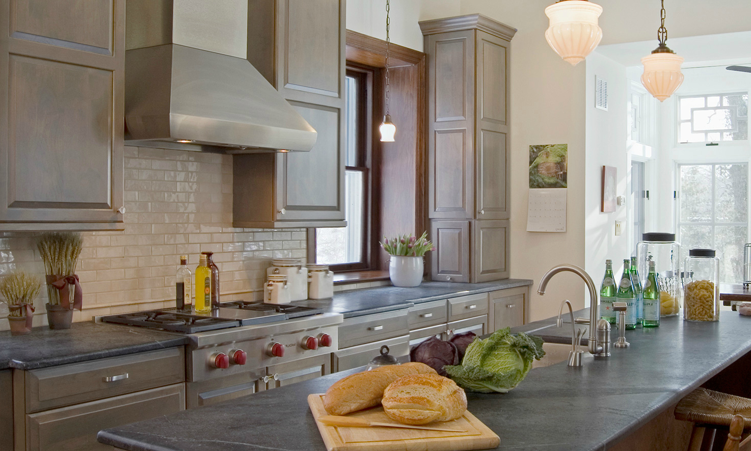 Contact Us To Pick Out Your Soapstone Countertops Today!