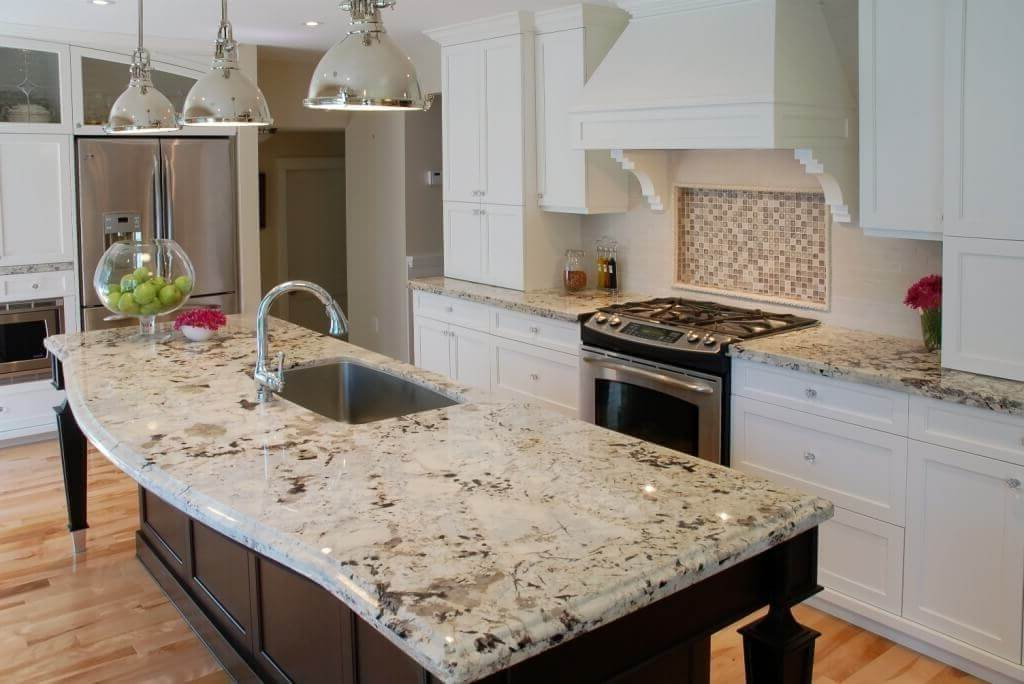 Granite Is The Natural Stone That Hard Enough To Resist Most Abrasion Weathering Strong Bear Significant Weight And It Accepts A Brilliant